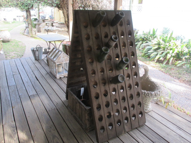 French Riddling Rack